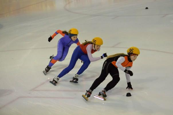 Дворец спорта «Полёт» в Рыбинске стал тренировочной базой для молодёжной сборной по шорт-треку
