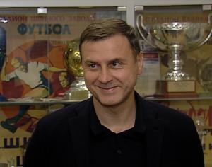 Дмитрий Горин: «В ближайшее время поставим задачу возвращения в Премьер-лигу»
