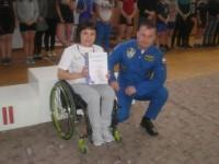 Впервые в рамках чемпионата Ярославской области по жиму штанги лежа отдельным потоком выступили спортсмены с повреждением опорно-двигательного аппарата