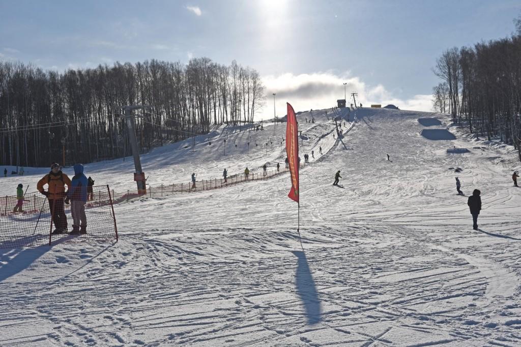 подолино лыжи