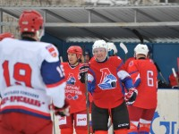 Дмитрий Миронов — о победе «Локо» : С победой! Красивая игра!