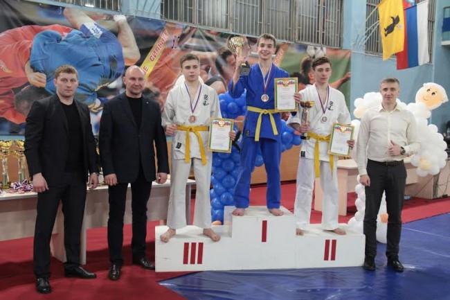 Ярославские кудоисты на первенстве ЦФО завоевали россыпь медалей