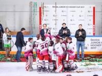 «Локомотива»-2005 — победитель ŠKODA Junior Ice Hockey Cup 2017