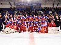 Юниорская сборная России — бронзовый призёр Чемпионата мира