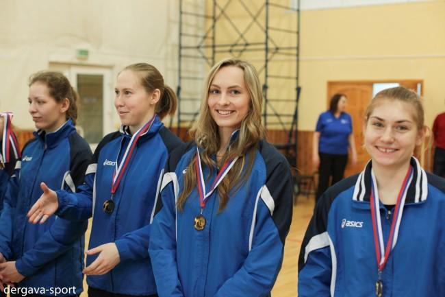 «Ярославна-ТМЗ» стала бронзовым призером чемпионата ЦФО