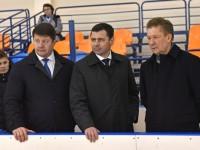 По программе «Газпром – детям» в регионе построят 25 физкультурно-спортивных объектов