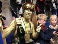 Экс-форварды «Локомотива» Мартин Тёрнберг и Давид Улльстрём стали чемпионами Швеции