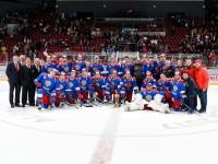 Олимпийская сборная России – обладатель «Кубка АЛРОСА»