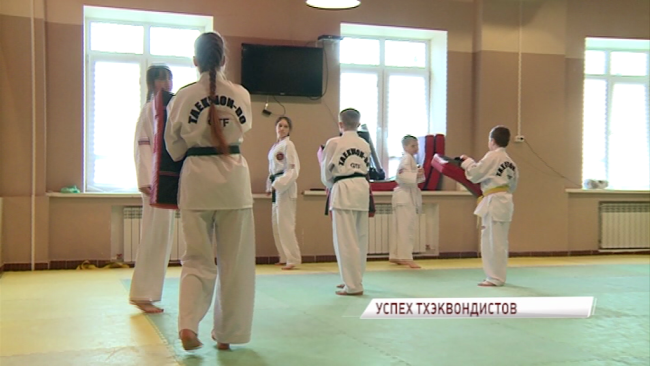 ВИДЕО: 25 наград различной пробы привезли ярославские тхэквондисты с чемпионата России