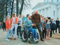Один из создателей параворкаута Станислав Бураков намерен избираться в муниципалитет