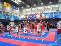 Ярославцы впервые примут участие в Общероссийских соревнованиях по черлидингу