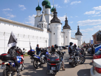 Мотопробег «Moto Family Days – Yaroslavl» состоится в Ярославле 19-20 мая
