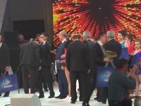 «Первый Ярославский» публикует видео с церемонии закрытия хоккейного сезона в Ярославле