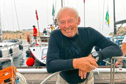 66-летний ярославец Игорь Зарецкий стартовал в кругосветке Golden Globe Race