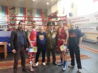 Ярославцы отличились на Чемпионате ЦФО по боксу
