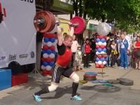 Ярославские тяжелоатлеты дали мастер-класс