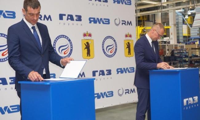«Ярославич» получи от «Автодизеля»  почти 50 млн. рублей
