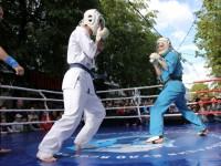 В Ярославле прошел фестиваль спорта «Кудо против наркотиков»