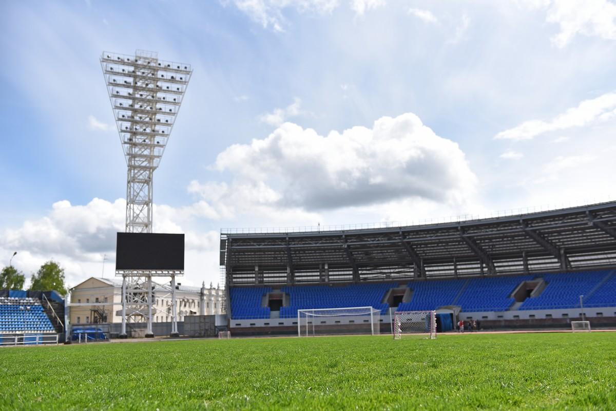 ярославль и чемпионат мира по футболу в 2018 году