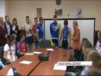 Сборная Ярославской области по триатлону будет выступать в новой форме