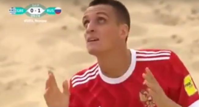 Ярославец Борис Никоноров признан «Восходящей звездой пляжного футбола»