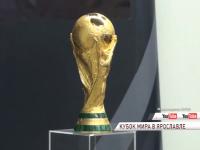 Кубок Мира по футболу привезут в Ярославль