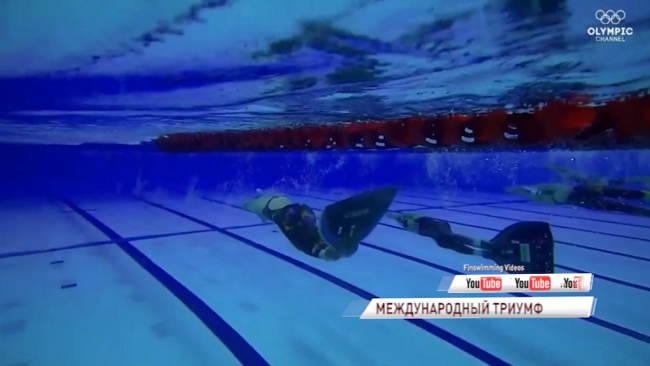 Ярославцы взяли россыпь наград на чемпионате Мира по плаванию в ластах