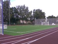 В Ярославле построили два новых футбольных поля