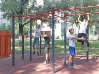 Десять новых воркаут-площадок с тренажерами на резиновом покрытии установят в Ярославле