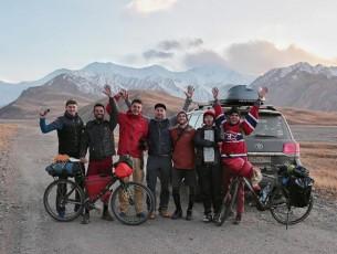 Ярославские путешественники проехали 20 тысяч километров по странам Азии