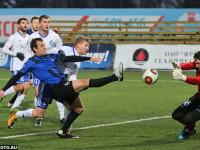 «Шинник» в Кубке ФНЛ забил «Краснодару-2» три мяча, но этого не хватило для победы