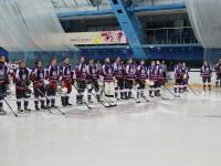 ХК «Полёт» одержал первую победу в чемпионате НМХЛ