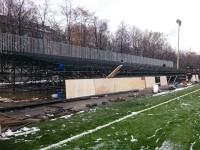 Мэрия: дата окончания работ на запасном поле стадиона «Шинник» — 19 декабря