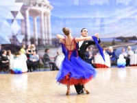В Ярославле прошли соревнования на Кубок мэра по спортивным танцам