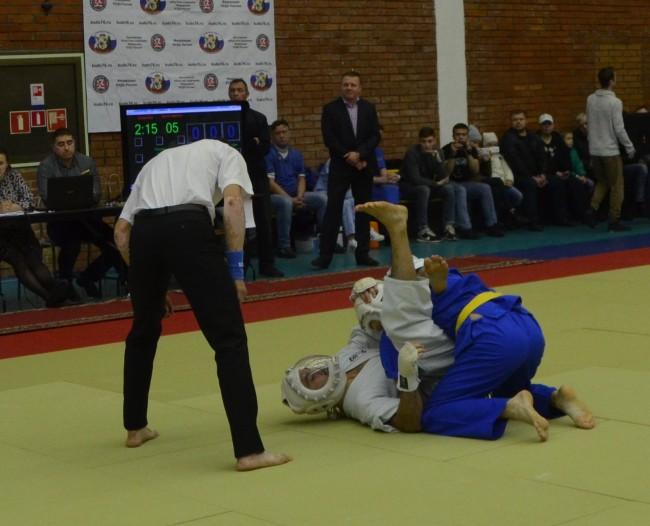 Межрегиональный турнир по КУДО на кубок мэра в Ярославле