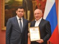 Президент «Локомотива» Юрий Яковлев празднует 60-летний юбилей