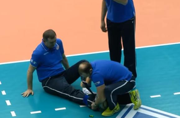 Тренер «Ярославича» обрадовался победе настолько, что получил травму