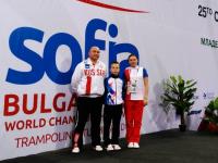 Ярославец Сергей Филиппов выступил на Первенстве мира по прыжкам на батуте
