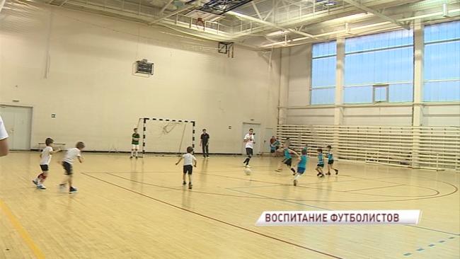 В центре подготовки юных футболистов прошел детский турнир