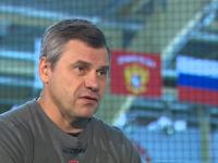 Главный тренер «Локомотива» Дмитрий Квартальнов отметил День рождения