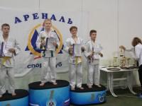 В Ярославле прошел межригиональный турнир по дзюдо.