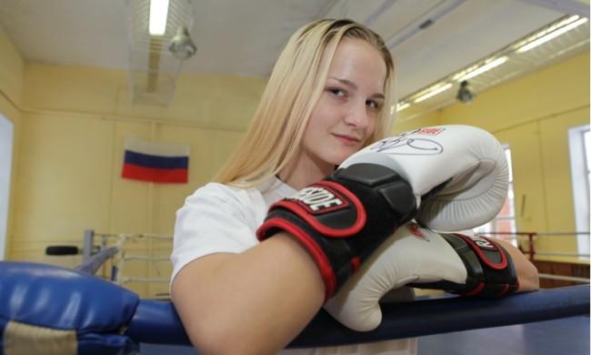 Ярославская школьница занимает призовые места на всероссийских соревнованиях по боксу