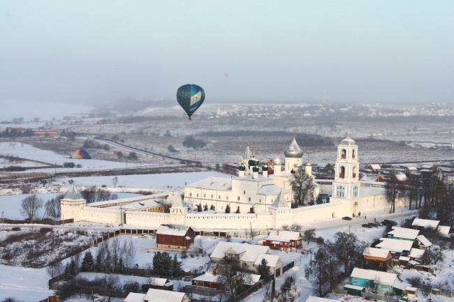 ФОТО: Фестиваль воздухоплавания «Полет со вкусом мандарина» прошел в Переславле-Залесском