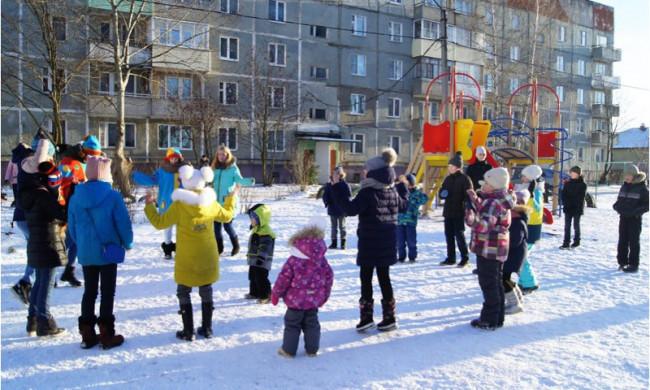 В Ростове на благоустройство дворов, зон отдыха и спорта потратили 4,5 миллиона рублей