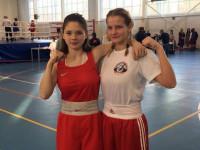 Ярославна Александра Тихонова победила на Первенстве России по боксу