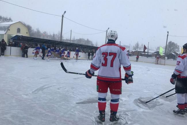 Ярославский «Локомотив» может сыграть один из матчей КХЛ на открытом воздухе