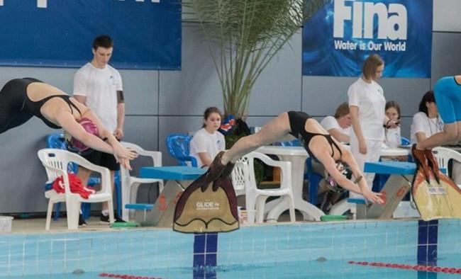 Ярославские пловцы завоевали 11 медалей на Первенстве России