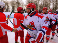 Третьяк, Буре Фетисов, Каменский, Коваленко и Якушев выйдут на лед в новом ФОКе в Некрасовском