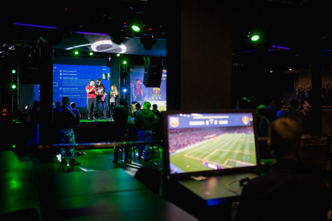 В Ярославле состоялись соревнования по киберфутболу