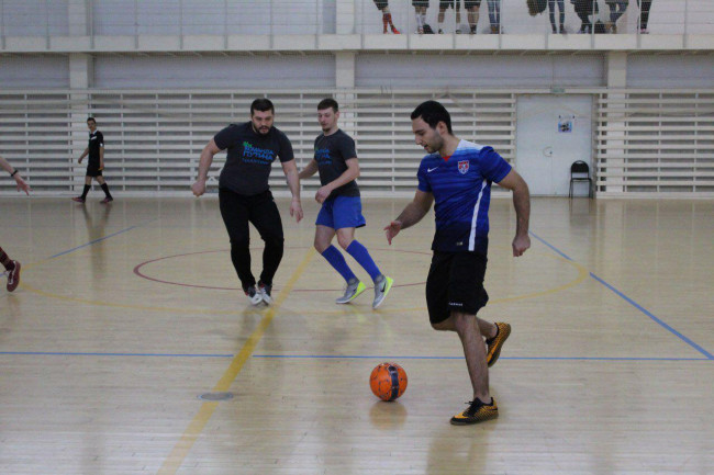 В Ярославле состоялся турнир по мини-футболу «Кубок лидера»